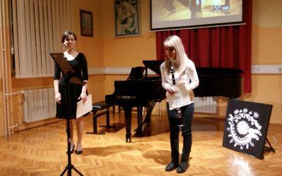 Večer slovenskih skladateljev slovenskem kulturnem prazniku