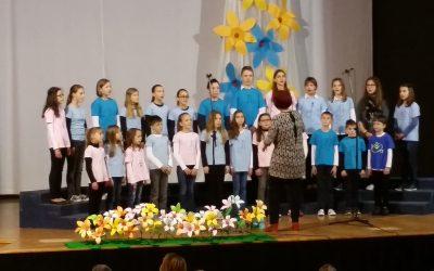 Revija otroških pevskih zborov Naša pomlad 2016