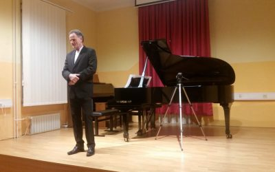 """Komentirani koncert """"Slovenske klavirske miniature"""""""