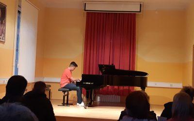 Koncert oddelka za inštrumente s tipkami – Fortepiano 2019