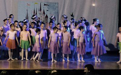 Zaključni koncert baletnega oddelka in orkestrov