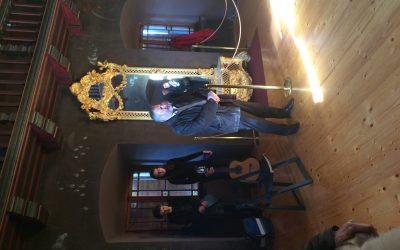 Izvenšolski nastop na Premskem gradu